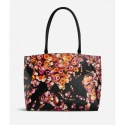 Autumn Impression Borsa Shopping Nera